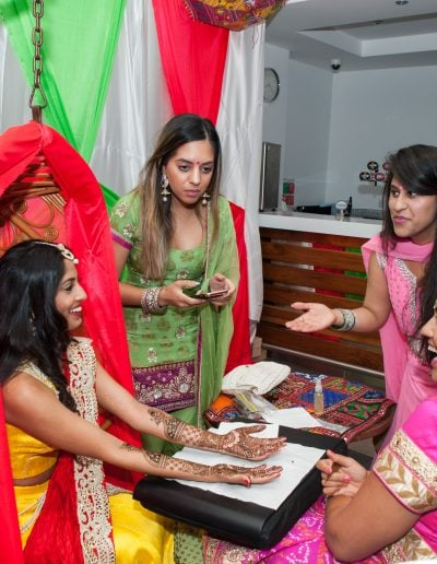 Events Photography Mehndi night
