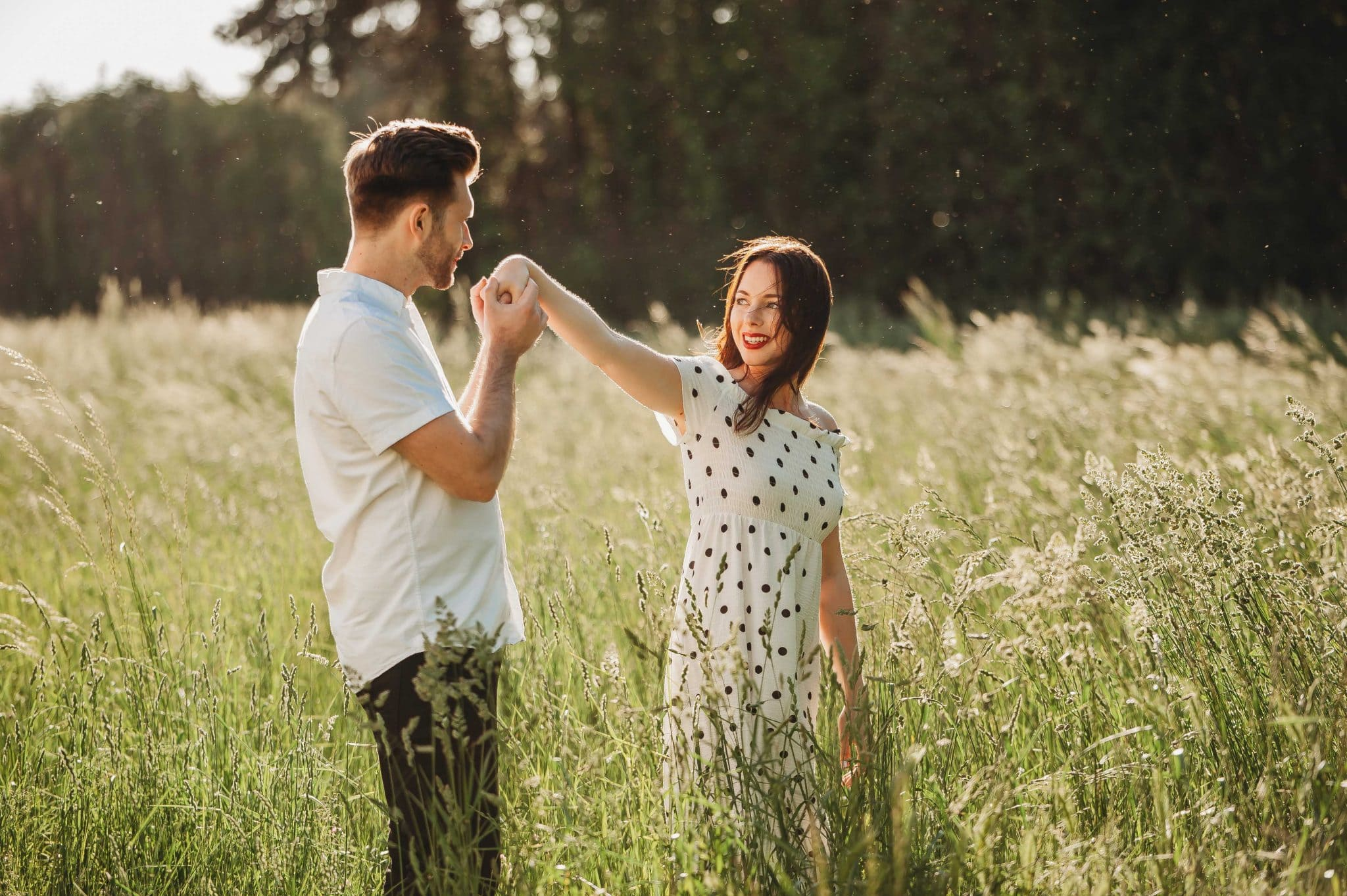 Lucy and Hayden's engagement shoot
