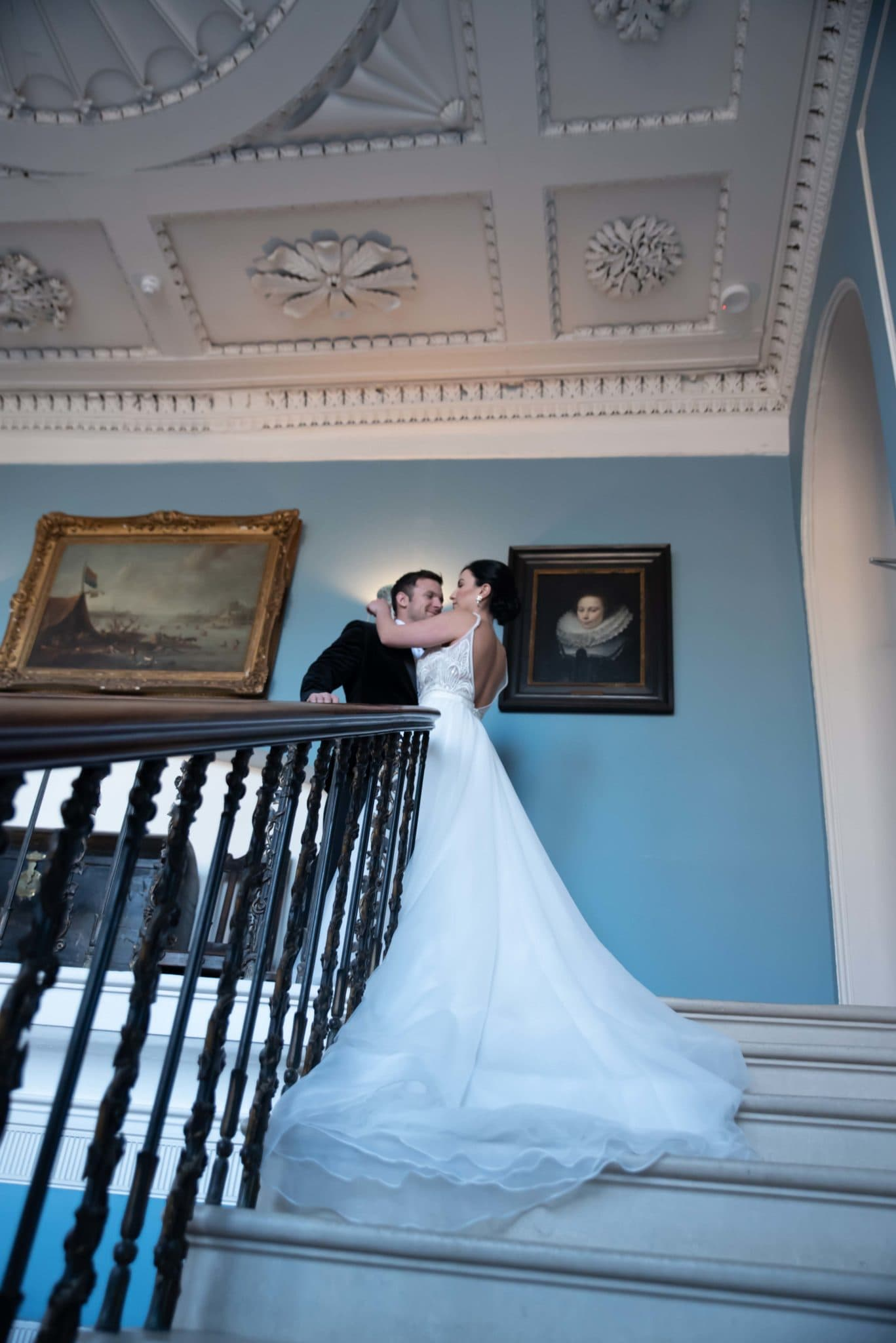 Wedding, bride, and groom, harrow wedding photographer