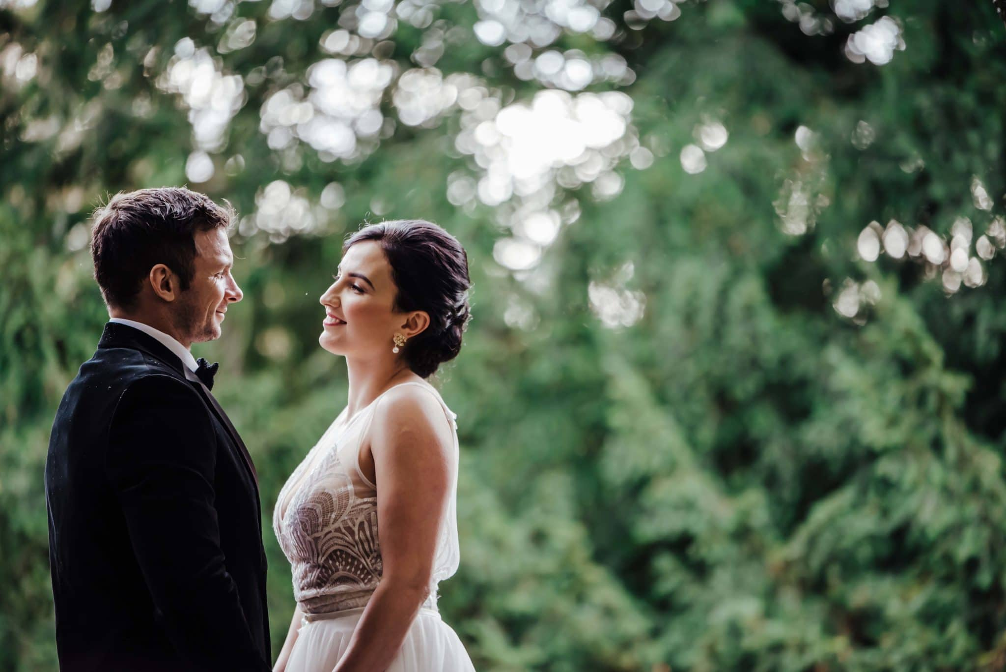 Wedding, bride, and groom, harrow elopement wedding photographer