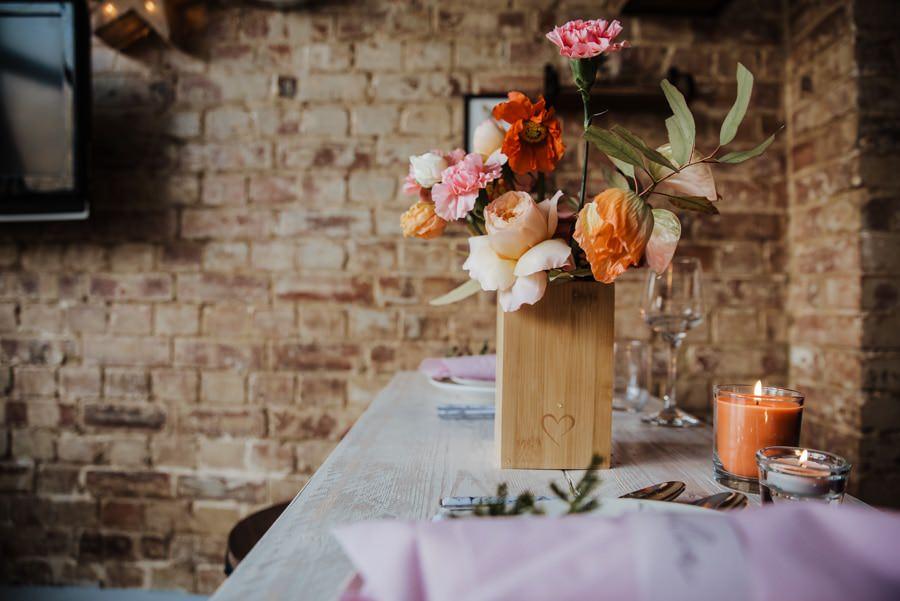 Wedding boquet pre wedding