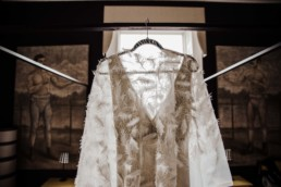 Fine art Wedding dress, London , Hammersmith Town Hall